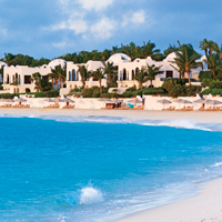 Cap Juluca Beach Villas, Anguilla