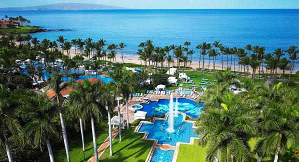 Grand Wailea, Hawaii's best beachfront golf resorts