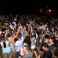 Jost Van Dyke Foxys, biggest parties in the caribbean