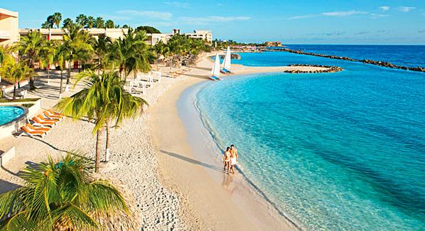 Curacao snorkeling resort