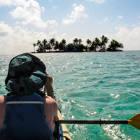 Belize Kayaking