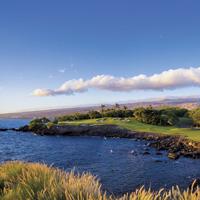 Mauna Kea Golf Course, Kohala Coast, Hawaii