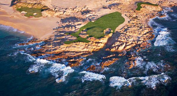 Ocean Course at Cabo del Sol, Cabo San Lucas, Mexico