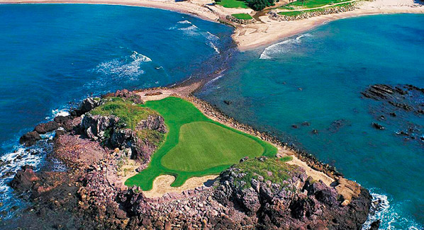 Pacifico Golf Course at Punta Mita, Mexico