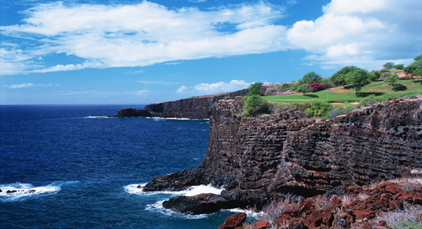 The Challenge at Manele Bay, Lanai, Hawaii