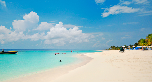 Shoal Bay, Anguilla, Popular tropical beaches