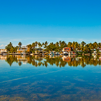 Florida keys waterfront homes