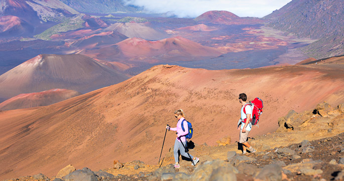Product Haleakala Crater 4-Mile Hike