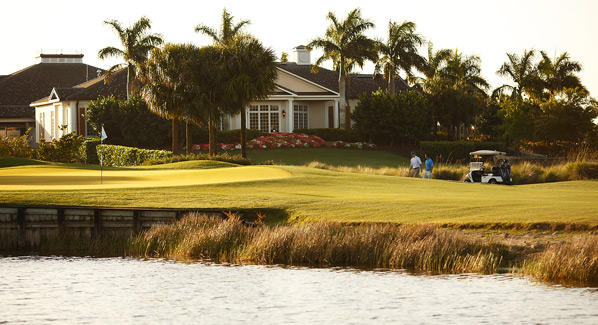 Marco Island Florida, Marriott golf
