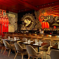 Miami Wynwood kitchen bar, florida