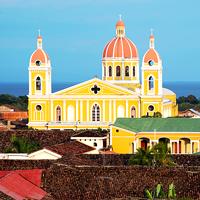 Nicaragua Catedral De Granada