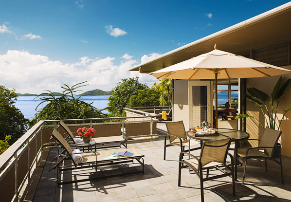 Caneel Bay Cottage, USVI, St. John's most romantic resorts