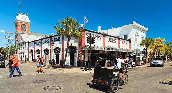 Key West Sloppy Joes, Florida Keys