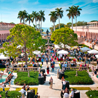 Sarasota, Forks and Corks Food and Wine Festival, Florida