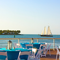 Florida Key West Dining