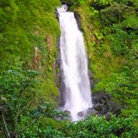 Dominica, Trafalgar Falls