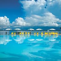 South Beach, The Standard Spa Infinity Pool, Florida