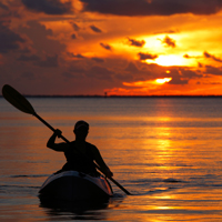 Florida Keys Sunset Kayaking
