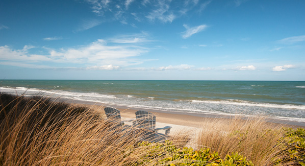 cozy stretch of sand and surf vero beach is an upscale small beach