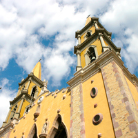Mexico, Mazatlan Cathedral