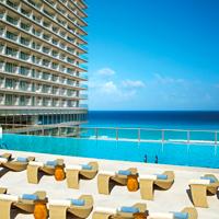 Cancun, Mexico, Secrets Pool