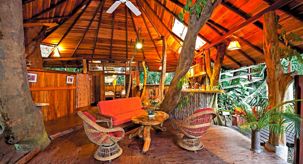 Costa rica 39 s favorite beach and jungle lodges for Jungle house costa rica