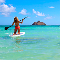 SUP Paddleboard Hawaii