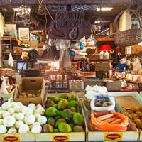 Santurce Market, Puerto Rico