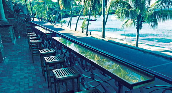 St John Drink Bar USVI