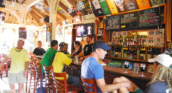 The Tap Room St John USVI