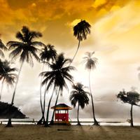 Trinidad Maracas Beach