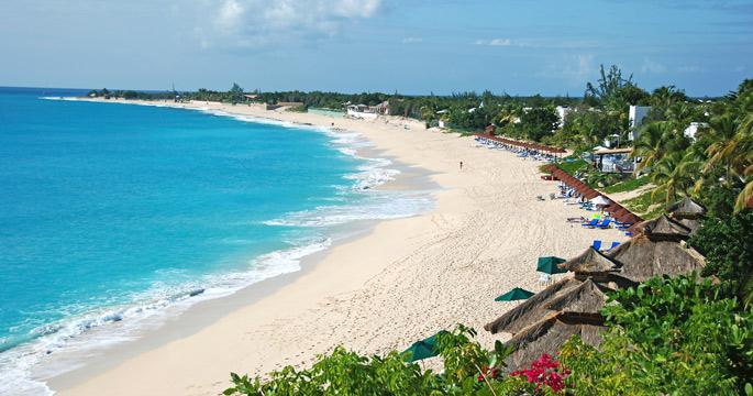 St Martin La Samanna Beach