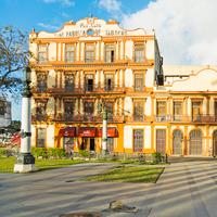 Cuba Partagas Cigar Factory