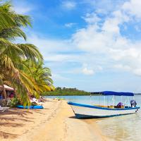 Bocas Del Toro Playa Estrella