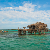 Jamaica Pelican Bar