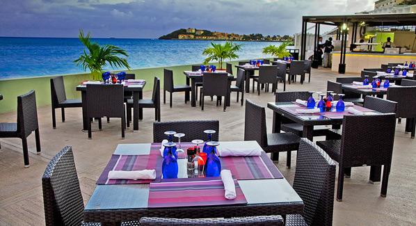 St Maarten Great Bay Beach Sonesta
