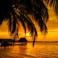 Bocas Del Toro Sunset Panama
