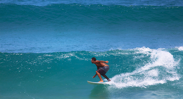 Warm Waters And Long Clean Waves Draw Surfers From Around The World To Ss Of Rincon On Puerto Rico S Northwestern Coast