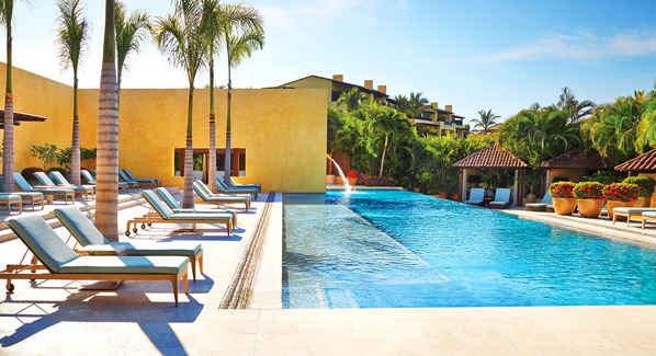 Four Seasons Punta Mita Pool