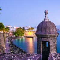 Puerto Rico Old San Juan