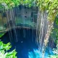 Yucatan Ik Kil Cenote