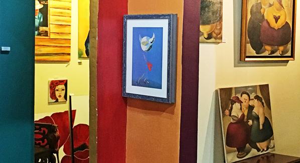 Aruba LAmerica Gallery