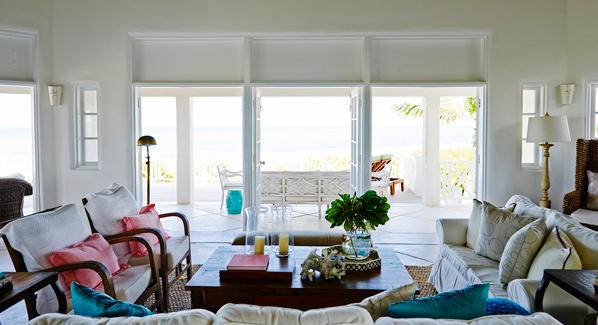 Kamalame Cay Villa Andros Bahamas