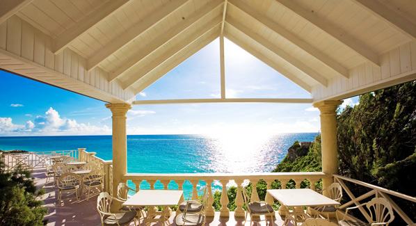 Barbados Crane Restaurant