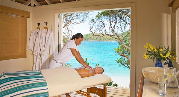St John Caneel Bay Massage