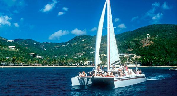 St Thomas Bolongo Bay Sailing