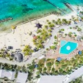 Bonaire Plaza Aerial