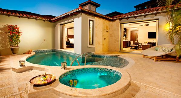 Grenada Sandals Private Pool