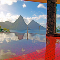 St Lucia Jade Mountain