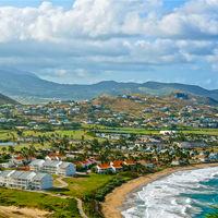 St Kitts Flights